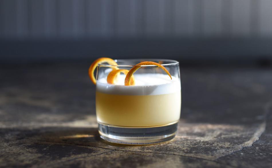 Absinthe Fizz Cocktail Recipe