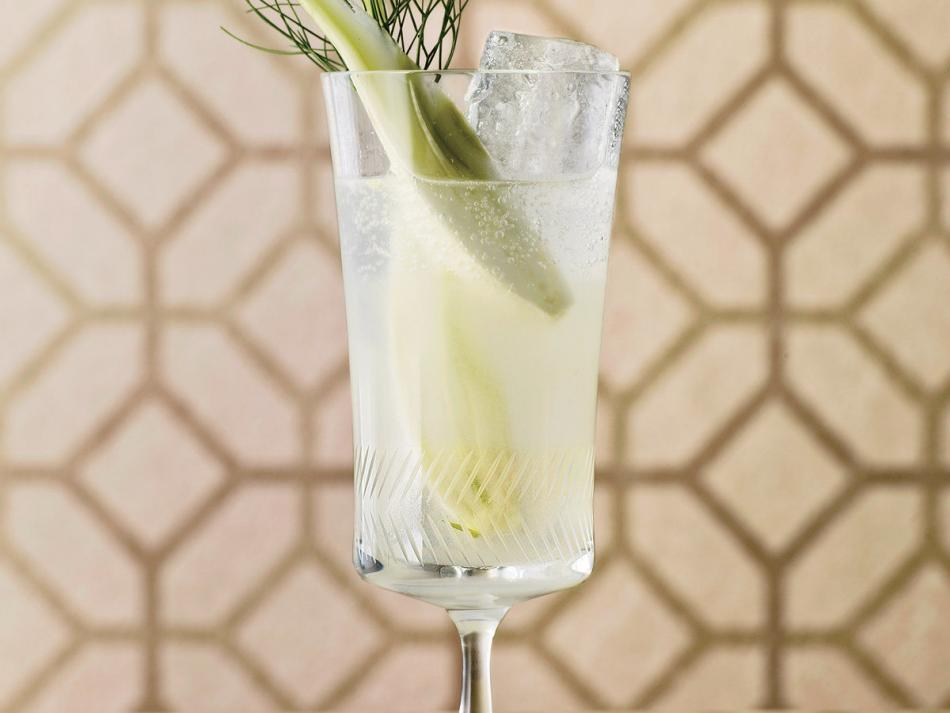 Almond Cooler Cocktail Recipe