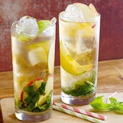 Apple Mojito Cocktail Recipe