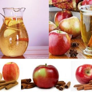 Apple and Cinnamon Detox Juice Recipe