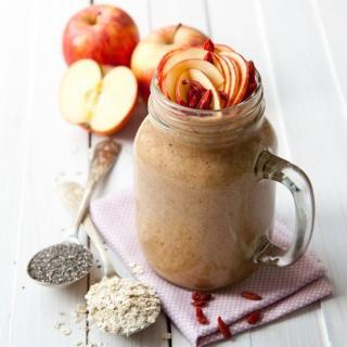 Apple and Oat Smoothie Recipe