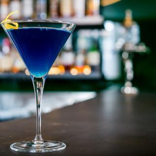 Blue Bird Cocktail Recipe