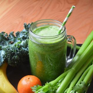 Celery Benefits For Health: Smoothie