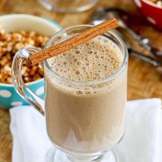Banana Coffee Protein Smoothie