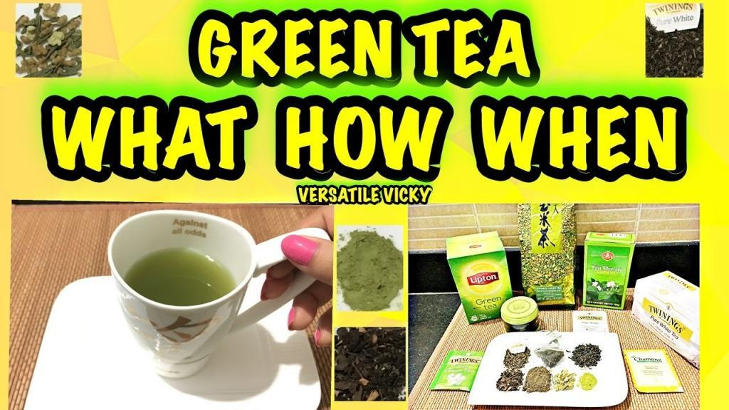 Green Tea Weight Loss Review Articles
