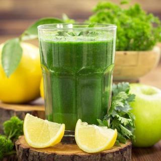 Healthy And Delicious Green Juicing