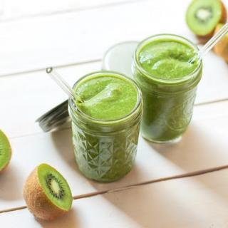 Kiwi Benefits: Smoothie