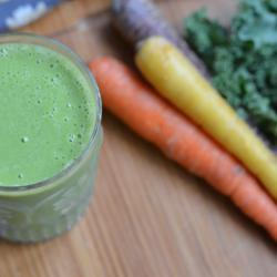 Kale cium Juicing Recipe