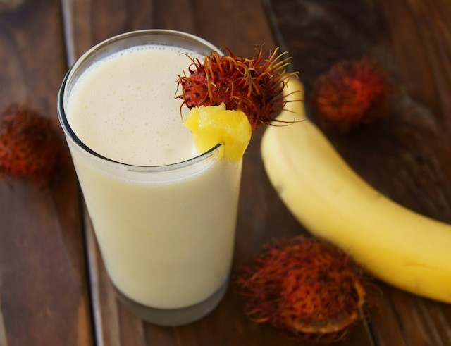 Rambutan Smoothie Recipe