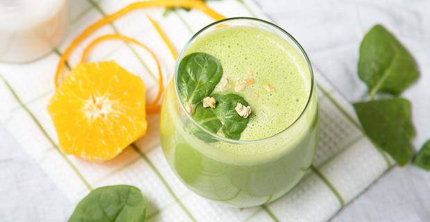The Green Spring Smoothie Recipe
