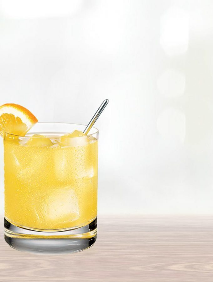 African Lion Cocktail Recipes