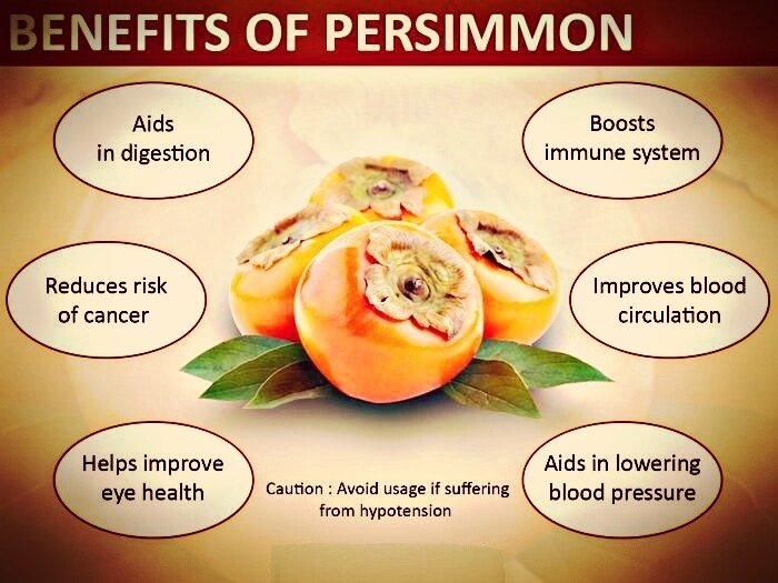 Persimmon Health Benefits: Smoothie