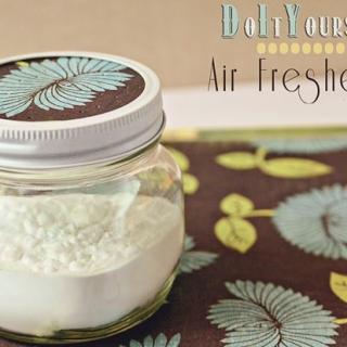 Air Freshener Recipe