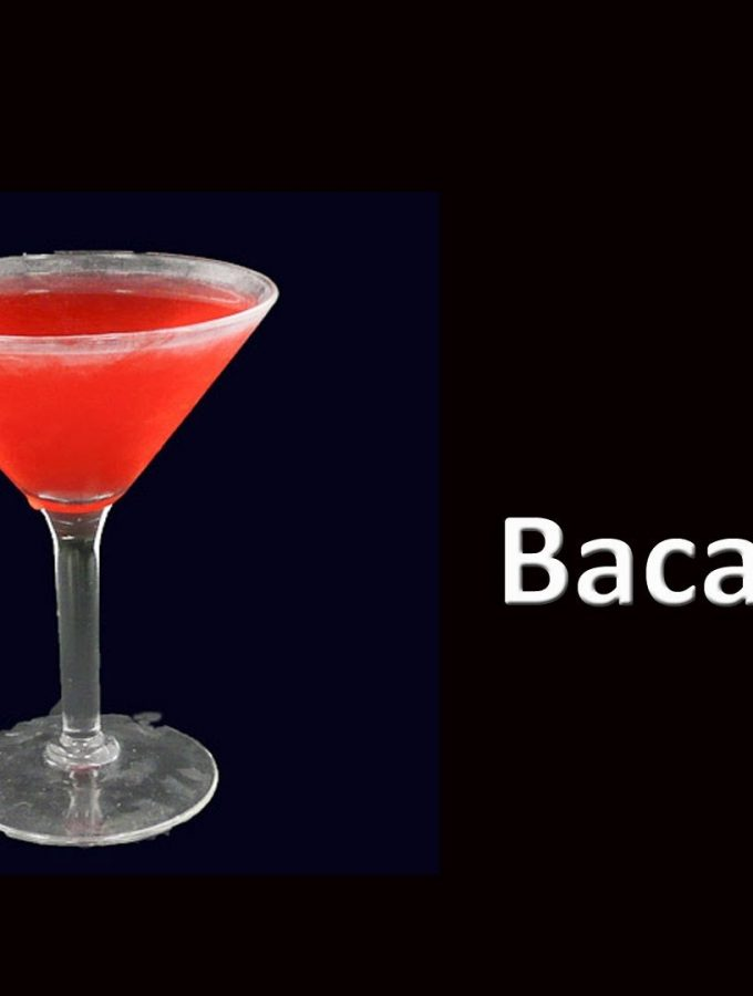 Bacardi HG Cocktail Recipe
