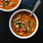 Bok Choy Lentil Soup Recipes