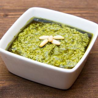 Blender Day: Classic Pesto Recipe