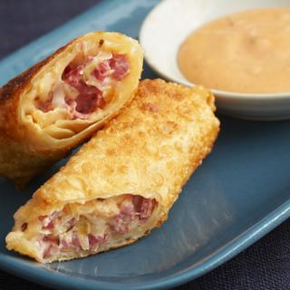 Egg Roll Wrapper Recipe