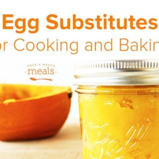 Egg Substitute Recipe (For Binding)