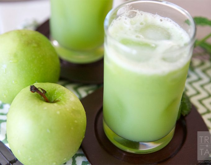 Energizer Juice Recipe