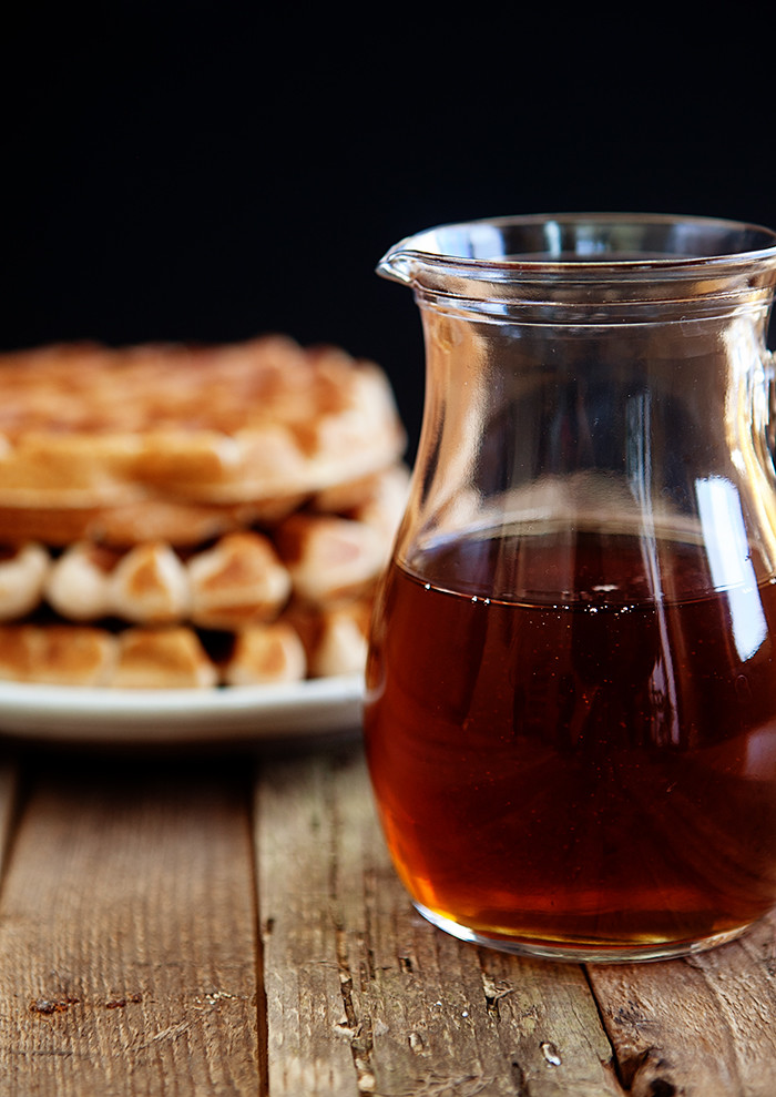 Keto Maple Syrup Recipe - Daisy's Kitchen
