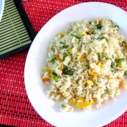 Corn Rice Recipe