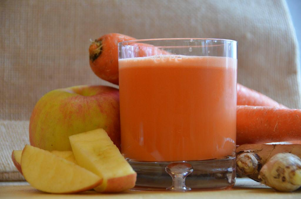 The Eye Opener Juicing Recipe