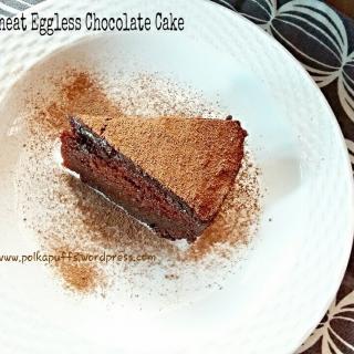 Whole Wheat Java Chocolate Cake Recipe