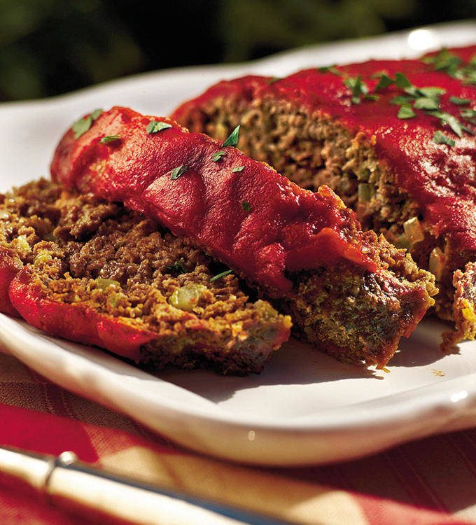 meatloaf tomato sauces
