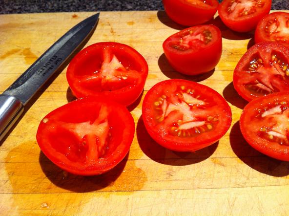pica de gallo tomato