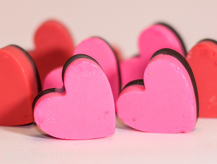 """""""Double The Fun"""" Valentine Hearts"""