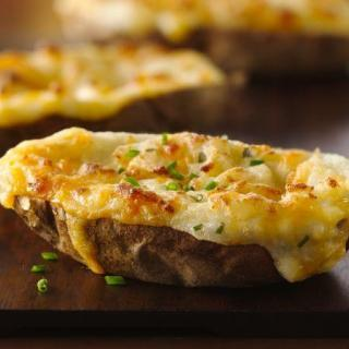 Absolutely Delicious Twice Baked Potatoes