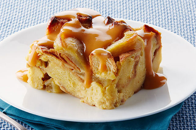 Delicious Bread Pudding recipe