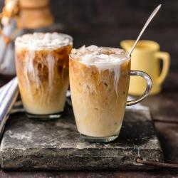 Easy Iced Coffee For Super Hot Summer Days