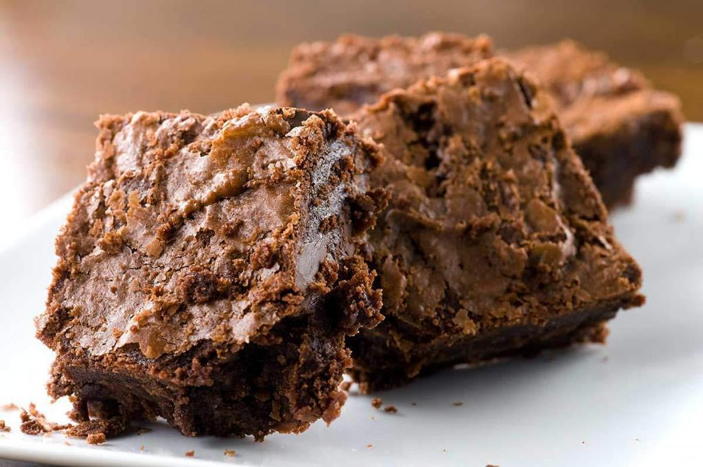 Nutella Brownies recipes