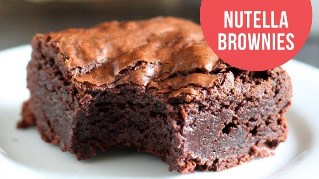 Nutella Brownies recipes lover