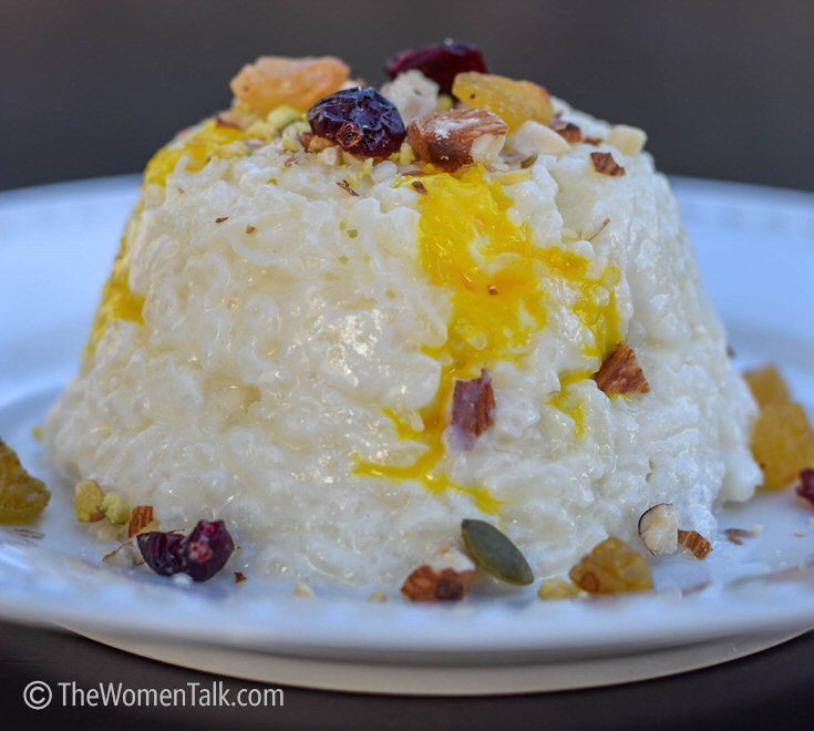 Rich and Creamy Crock Pot Rice Pudding Recipe Recipe