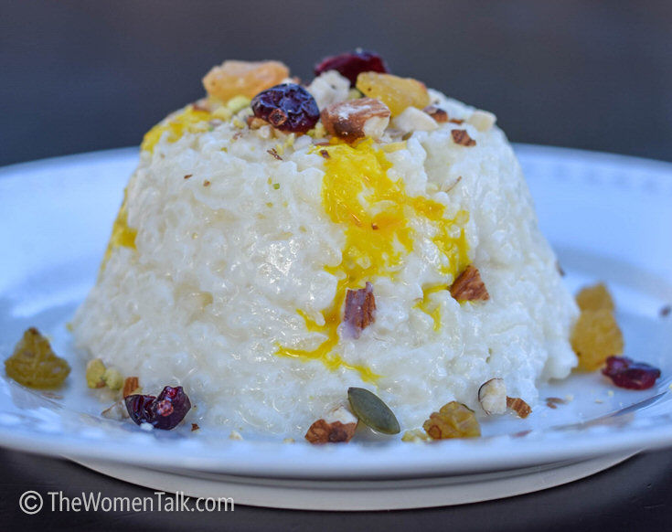 Rich and Creamy Crock Pot Rice recipe