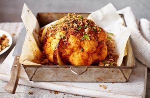 Roasted Cauliflower with Smoked Paprika recipes