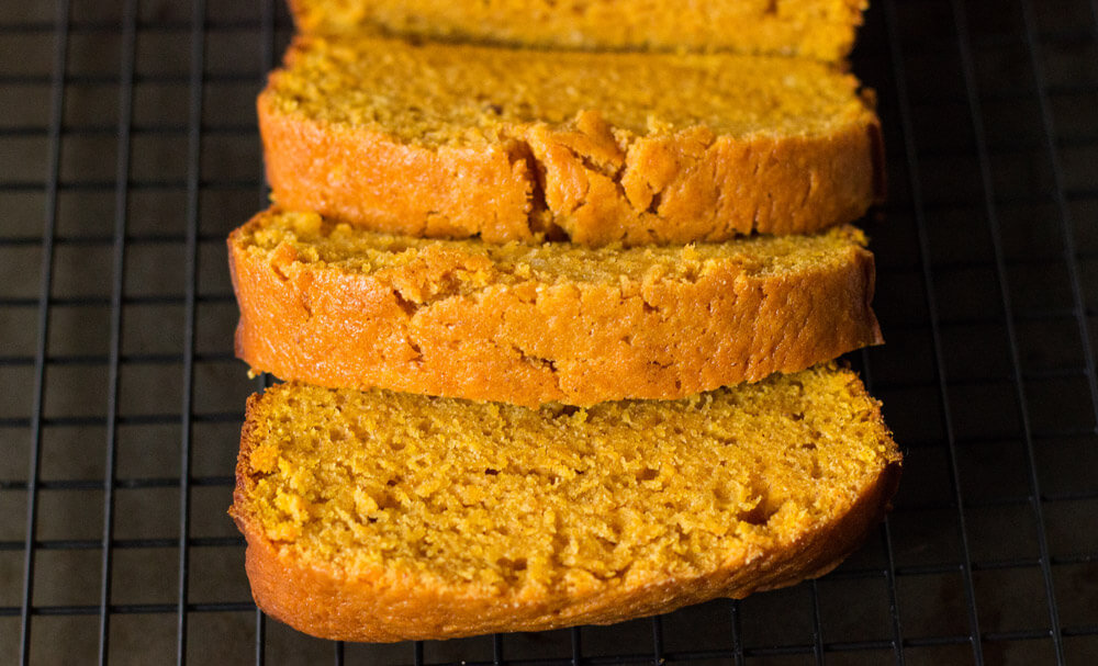 Spicy Pumpkin bread