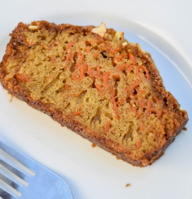 Super Moist and Healthy Carrot Cake