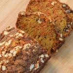 Super Moist and Healthy Carrot Cakes recipe