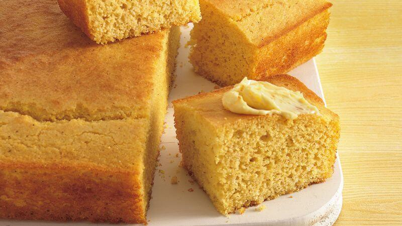 homemade Cornbread Recipes