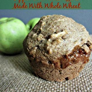 Apple Caramel Muffins Recipe
