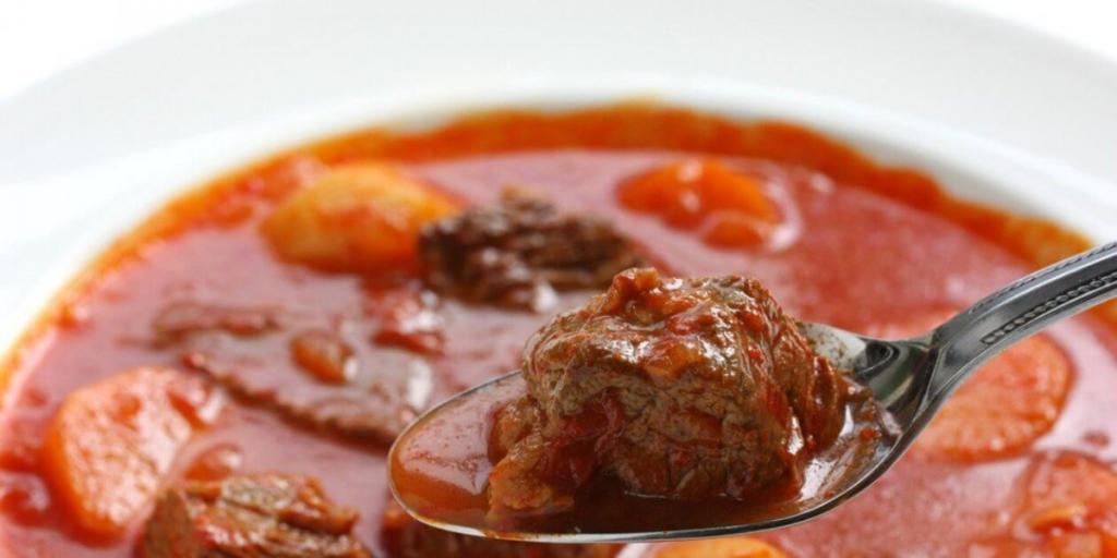 Austro-Hungarian Goulash recipe