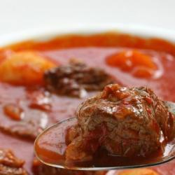 Austro-Hungarian Goulash Recipe