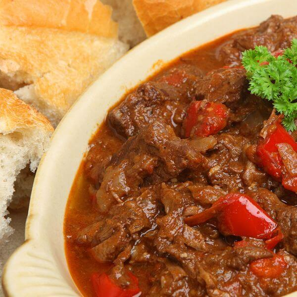 Austro-Hungarian Goulash recipes