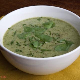 Cream of Cress Soup Recipe
