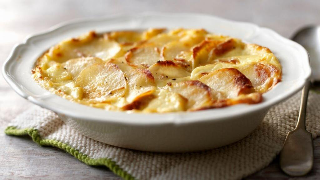 Potato dauphinoise recipes