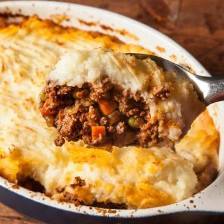 Shepherds Pie With Ground Beef