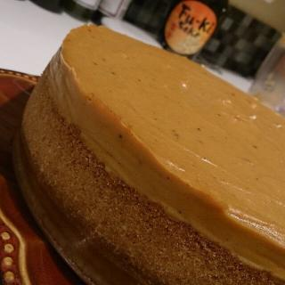 What's For Dessert? Pumpkin Cheese Cake! Recipe